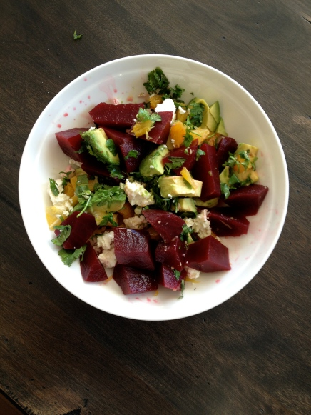 Sarahs Beet Salad